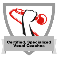 Certified Vocal Coaches
