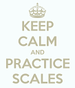 practice recordings singing scales