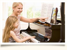How piano lessons help