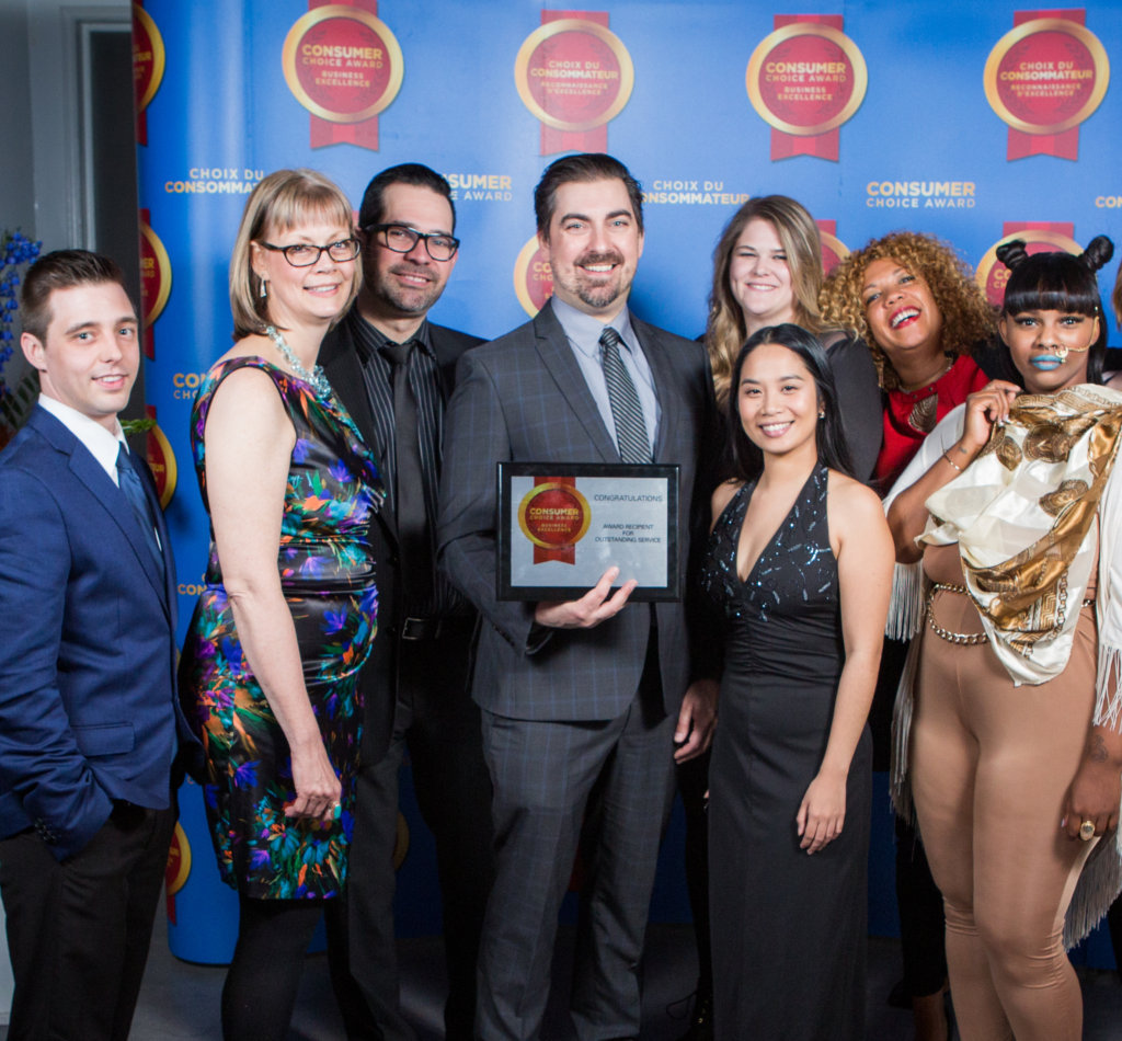 How did we become winner of TORONTO'S BEST MUSIC SCHOOL by multiple award companies?